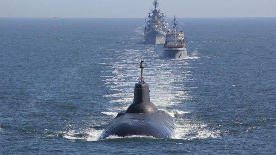 Báo Mỹ đánh giá cao tàu ngầm Nga 'Dmitry Donskoy'