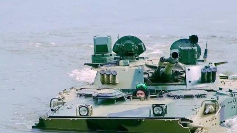 Kính ngắm toàn cảnh mới nâng cao hiệu quả cho BMP-3