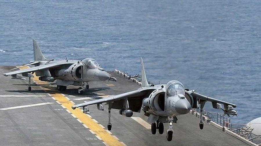 Thủy quân lục chiến Mỹ gia hạn thời gian phục vụ của AV-8B Harrier đến năm 2029