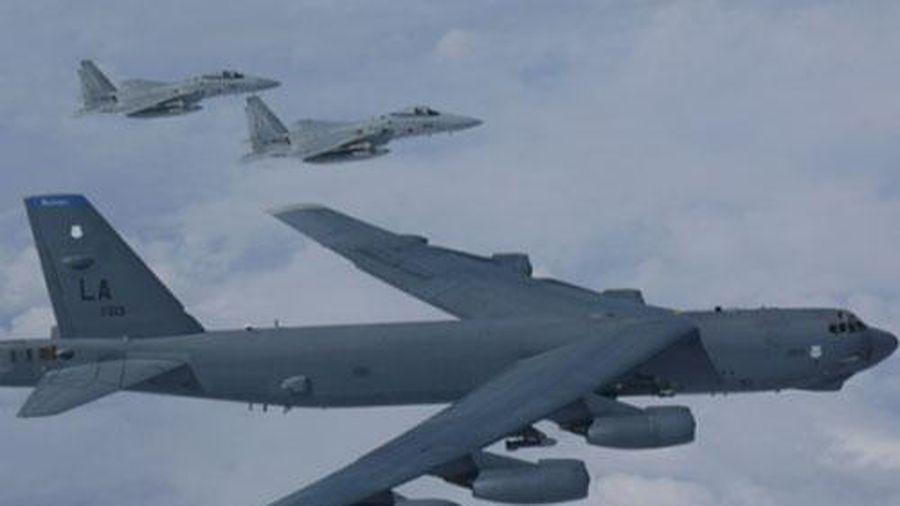 Bốn vấn đề đối với máy bay ném bom Mỹ