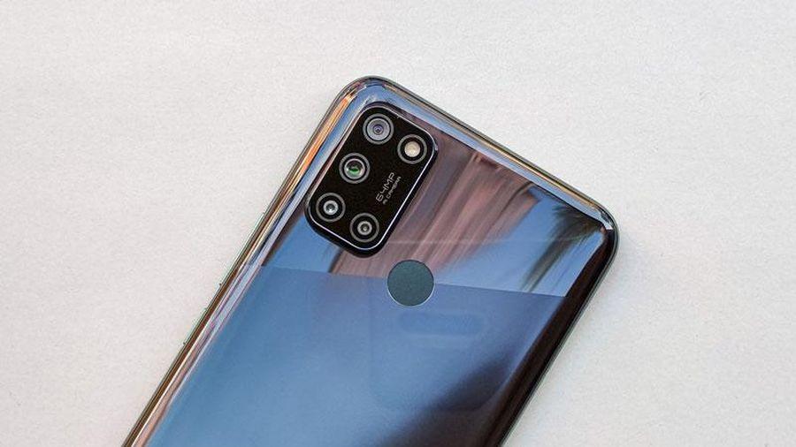 Smartphone chống nước, RAM 8 GB, pin 5.000 mAh, giá 5,25 triệu tại Việt Nam