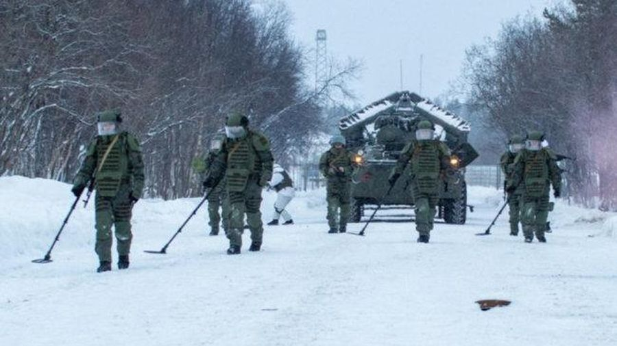 Tư lệnh Công binh Nga nói về công nghệ mới và đầy hứa hẹn
