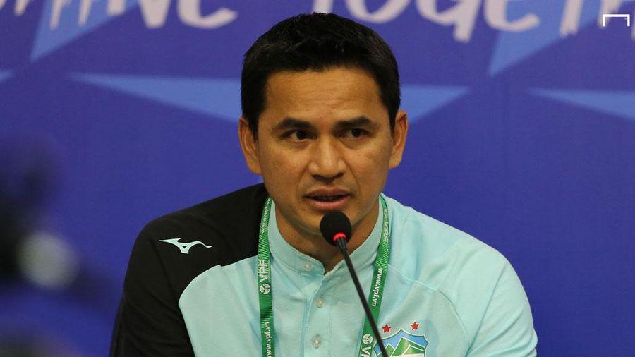 Cựu HLV Thái Lan: 'Kiatisuk đủ khả năng nâng tầm HAGL'