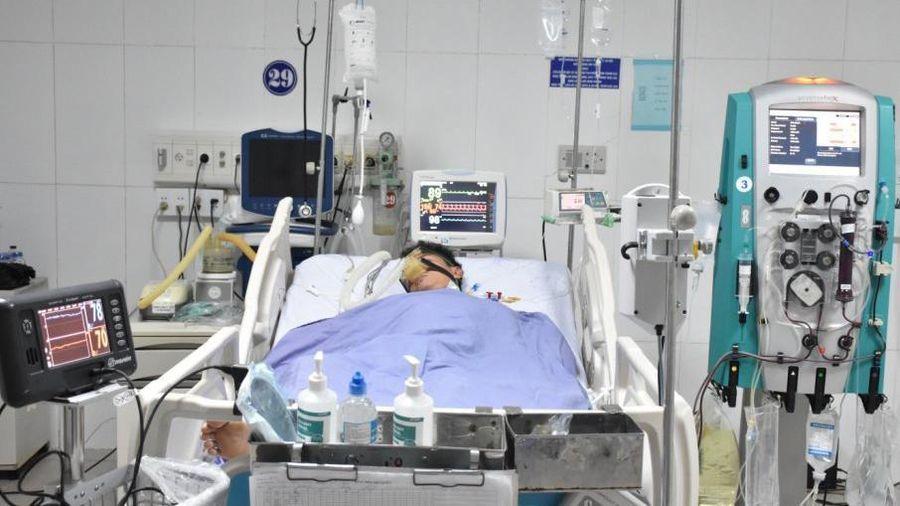 BV Đa khoa Sóc Trăng giúp bệnh nhân thoát án tử bằng kỹ thuật ECMO