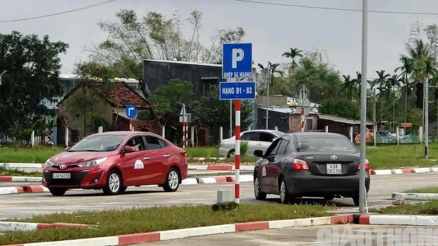 Quảng Nam ra 'tối hậu thư' đối với các cơ sở đào tạo, sát hạch lái xe