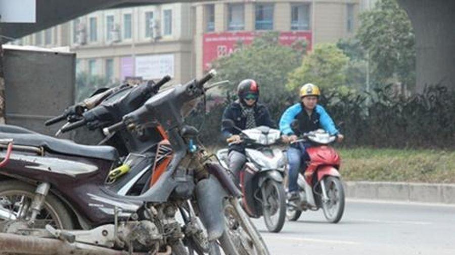 Hà Nội và Tp.HCM sẽ loại bỏ xe cũ nát để giảm bớt ô nhiễm