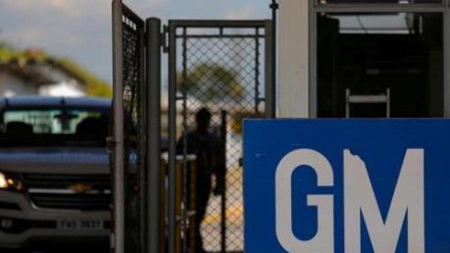 GM sẽ xây dựng nhà máy sản xuất xe tải van chạy điện ở Canada