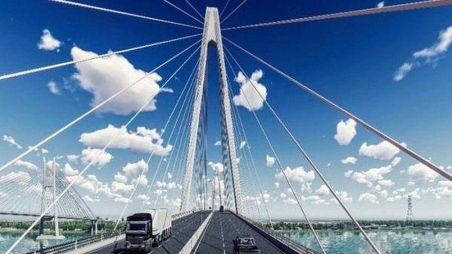 Giải ngân tốt, dự án cầu Mỹ Thuận 2 vượt tiến độ