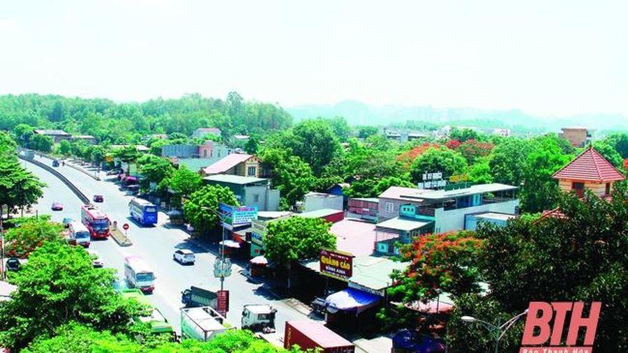 Thị xã Bỉm Sơn thực hiện các quy hoạch phát triển đô thị