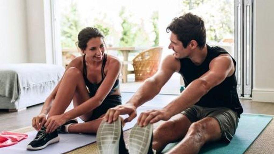 Bài tập kéo giãn cơ tốt cho người bị cao huyết áp