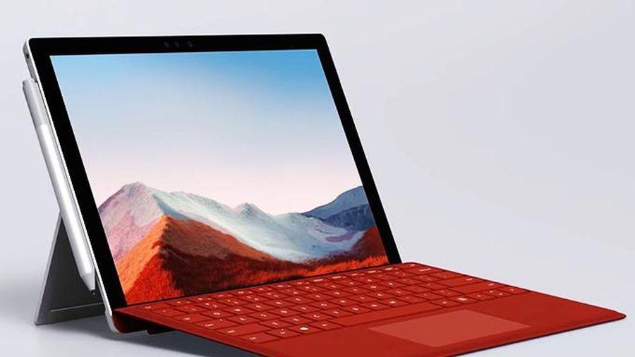 Microsoft ra mắt Surface Pro 7+ với Intel Core thế hệ 11 và LTE