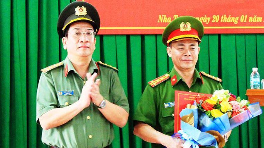 Thành lập Đội Cảnh sát Phòng cháy, chữa cháy và Cứu nạn, cứu hộ thuộc Công an Nha Trang