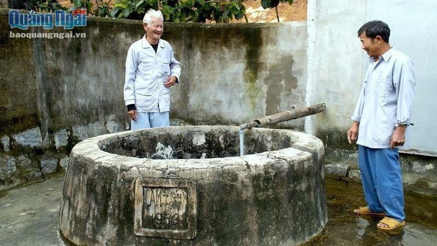 Giếng cổ Chăm Pa ở làng Gò Cỏ