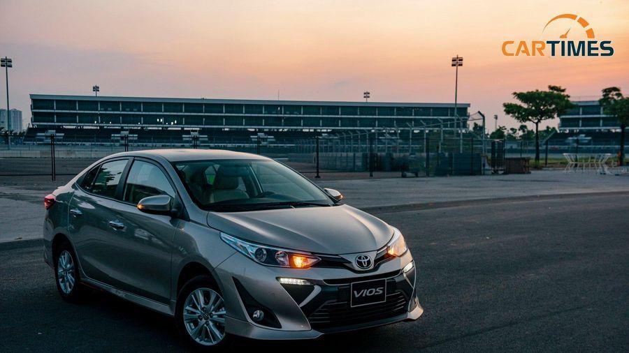Liệu mẫu xe nào có thể vượt qua được Toyota Vios?