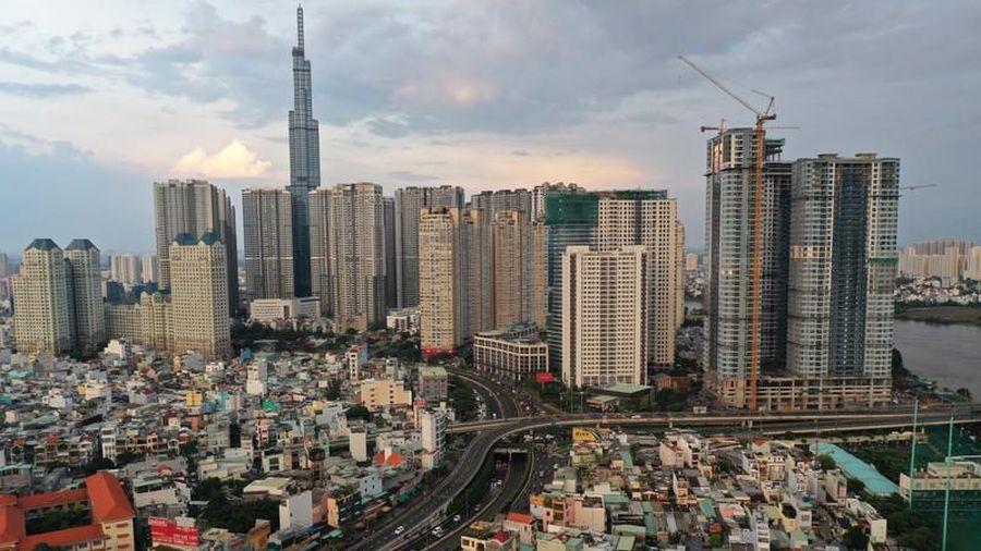 TP HCM đang phát triển đô thị theo kiểu 'vết dầu loang'