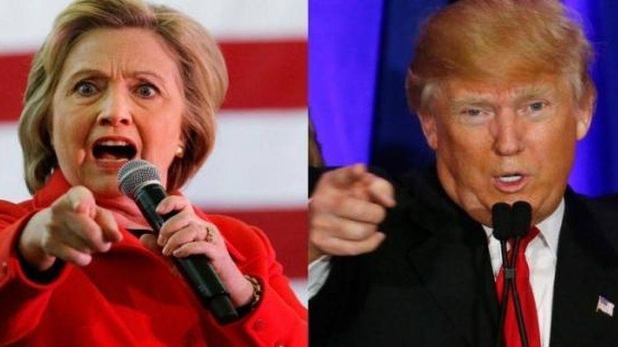 Bà Clinton nghi ông Trump đã gọi cho Tổng thống Putin trong ngày hỗn loạn