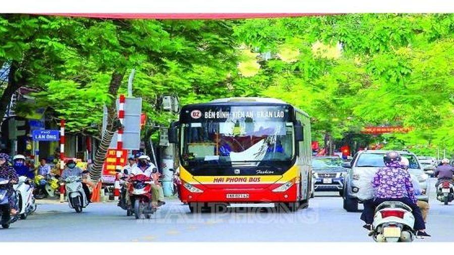 Lộ trình, lịch trình các tuyến xe buýt tại TP. Hải Phòng mới nhất, chi tiết nhất năm 2021