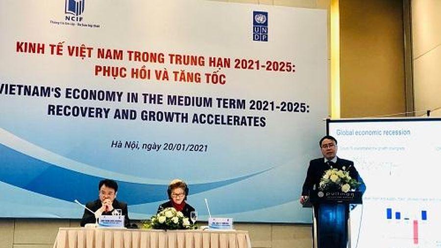 Nhận diện lực cản tăng trưởng trong giai đoạn 2021 - 2025