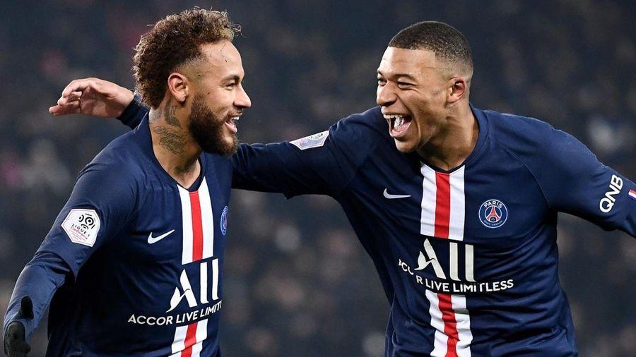'Không đội bóng nào có thể đáp ứng được lương của Mbappe và Neymar'