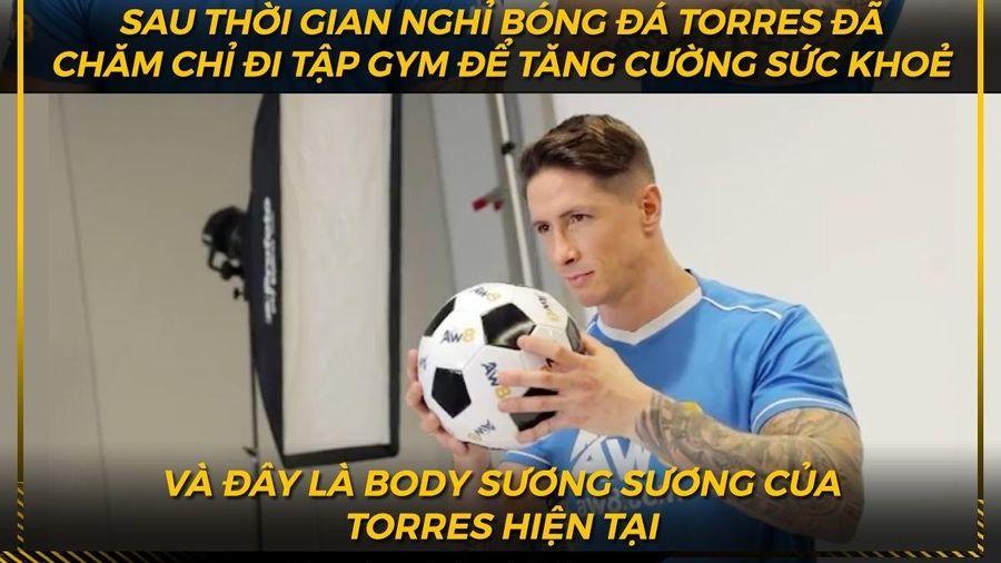 Biếm họa 24h: Torres biến thành 'lực sĩ' sau khi giải nghệ