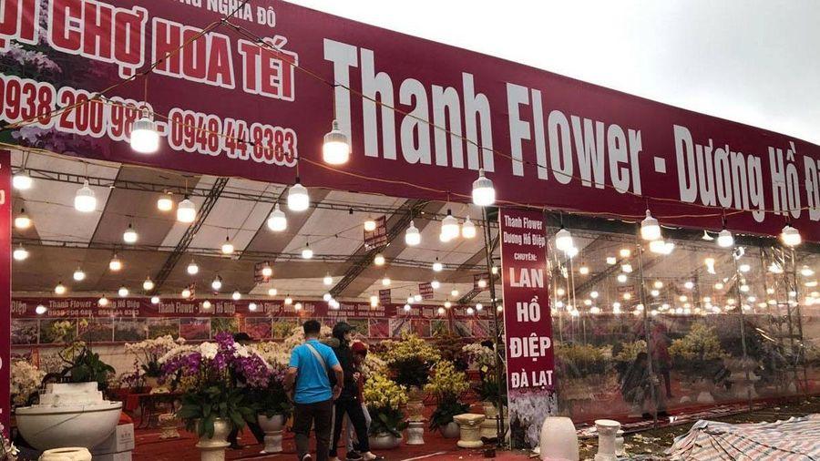 Hà Nội sẽ tổ chức 89 điểm chợ hoa Xuân Tết Tân Sửu 2021