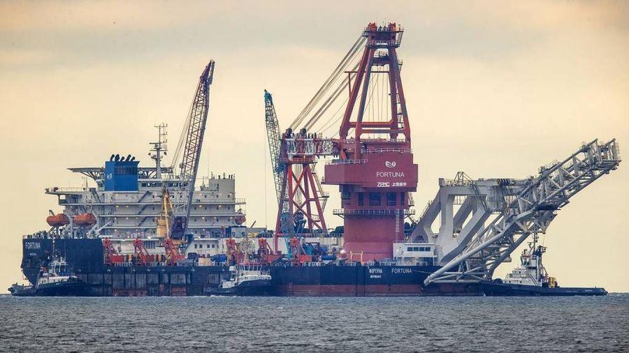 Mỹ mở rộng các trừng phạt đối với dự án Nord Stream 2 của Nga