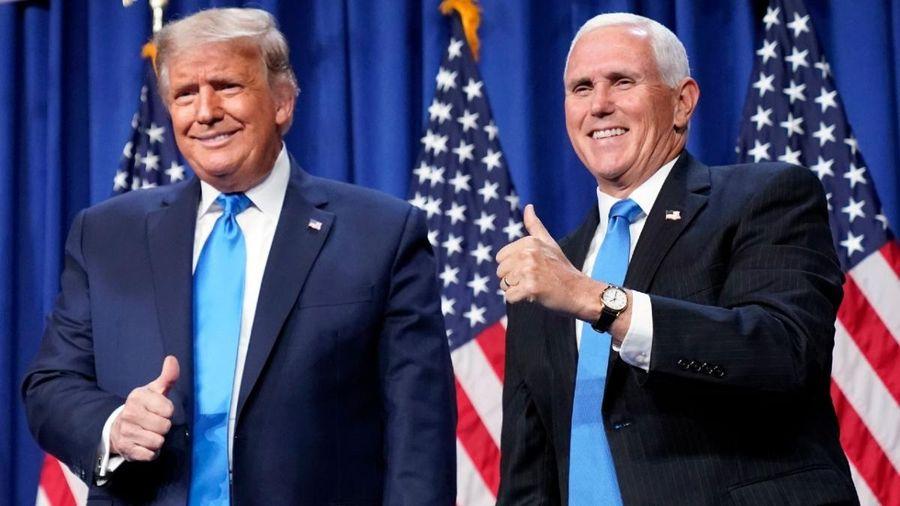 Phó Tổng thống Pence sẽ không dự buổi lễ chia tay Tổng thống Trump
