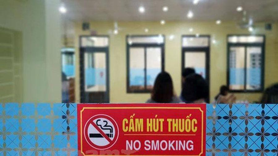 Triển khai thêm 11 địa điểm không có khói thuốc lá