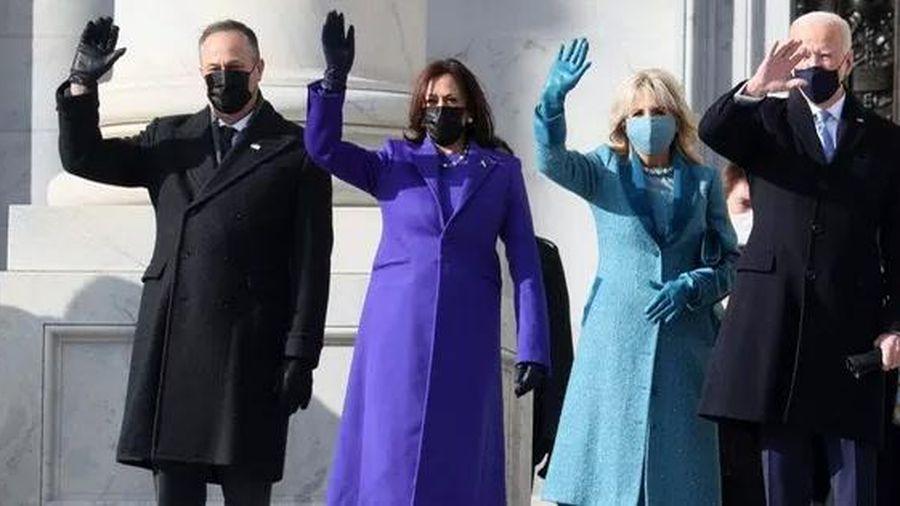 Thời trang Mỹ 'lên ngôi' tại lễ nhậm chức, gợi nhớ tới 'kỷ nguyên' Obama
