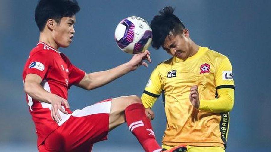 Lịch thi đấu vòng 2 V.League 2021: Cục diện khó đoán