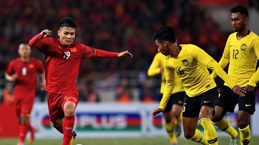 Malaysia xuống phương nam luyện quân chờ đấu tuyển Việt Nam