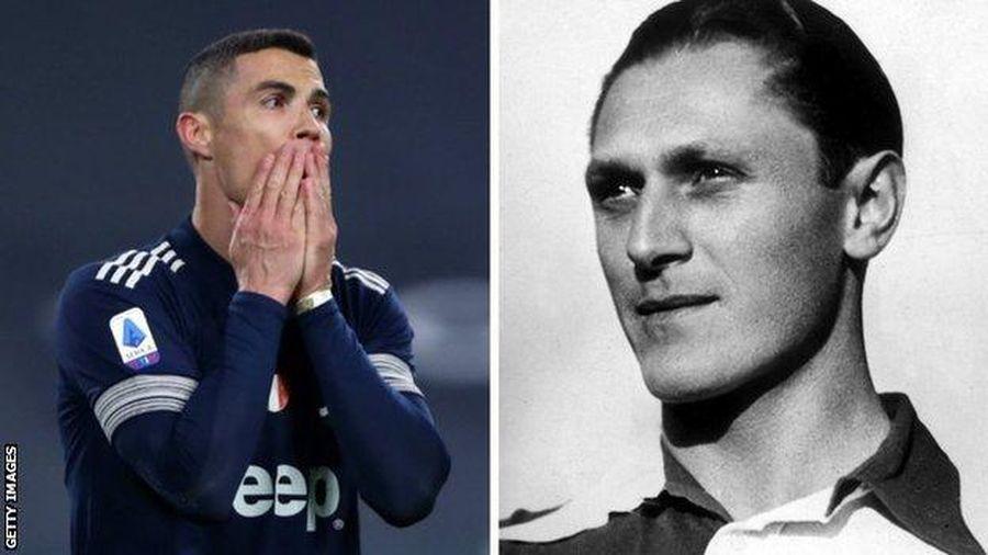 Khi nào Ronaldo mới ngừng ghi bàn?