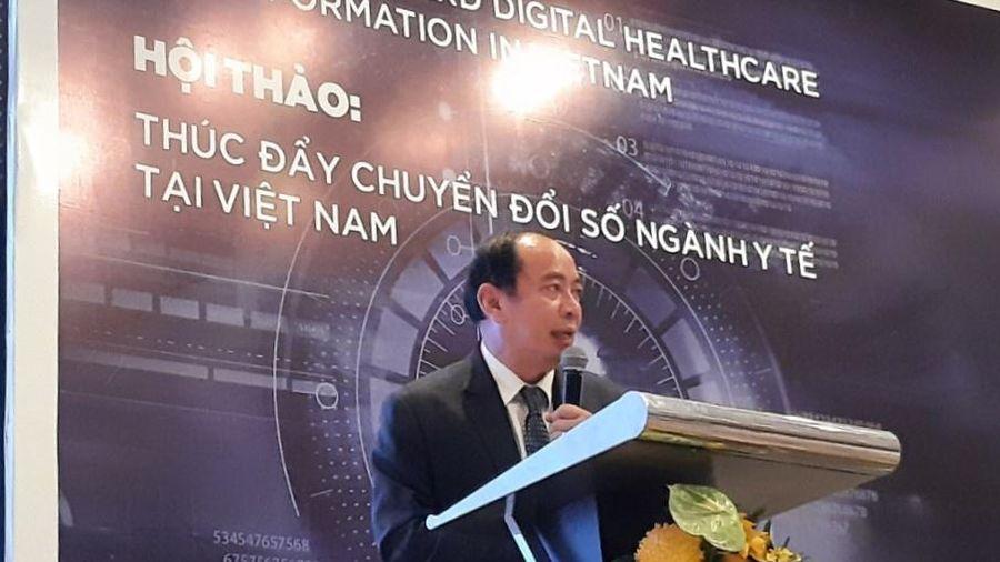 Anh hợp tác với Việt Nam thúc đẩy chuyển đổi số ngành y tế