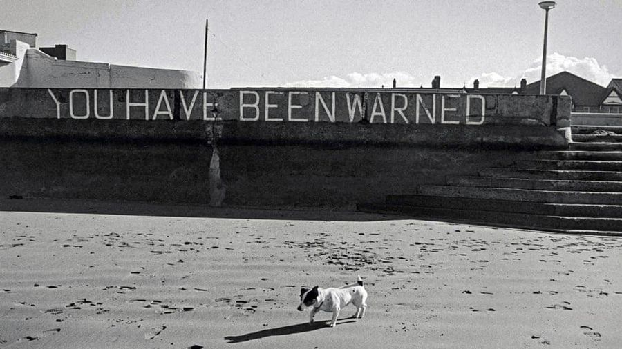 Khung cảnh các khu nghỉ dưỡng ven biển nước Anh thế kỷ 20
