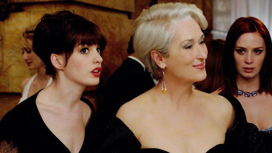 Phim 'Yêu nữ thích hàng hiệu' được nhắc lại giữa cú sốc của Prada