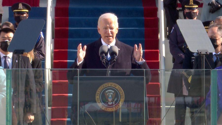 Những tuyên ngôn đáng chú ý trong phát biểu nhậm chức của Tổng thống Mỹ Joe Biden