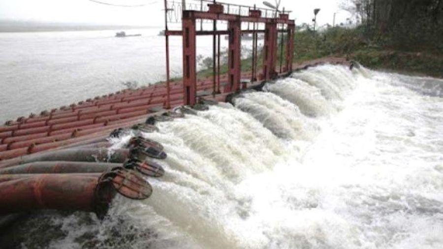 Hà Nội: Nhiều địa phương chưa lấy nước gieo cấy vụ Xuân 2021
