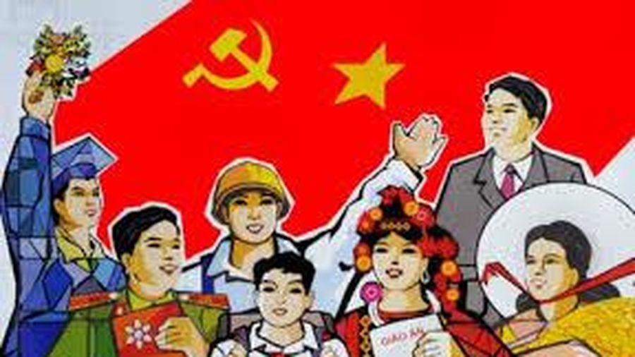 Chủ tịch Hồ Chí Minh: Đoàn kết là sức mạnh của Đảng