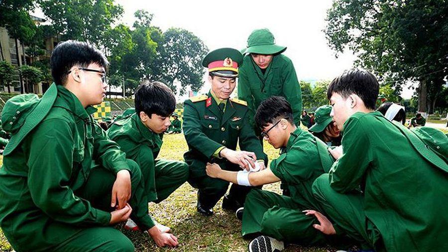 Quân khu 2 đổi mới phương pháp giáo dục quốc phòng, an ninh
