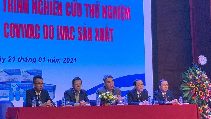 Vaccine phòng Covid-19 thứ 2 của Việt Nam được phát triển trên biến chủng mới của SARS-CoV-2