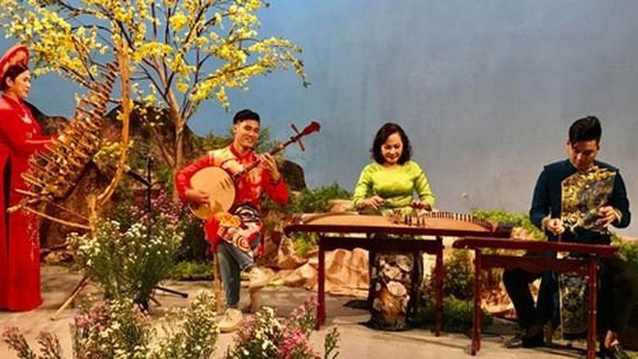 Trải nghiệm mới lạ tại Lễ hội Tết Việt