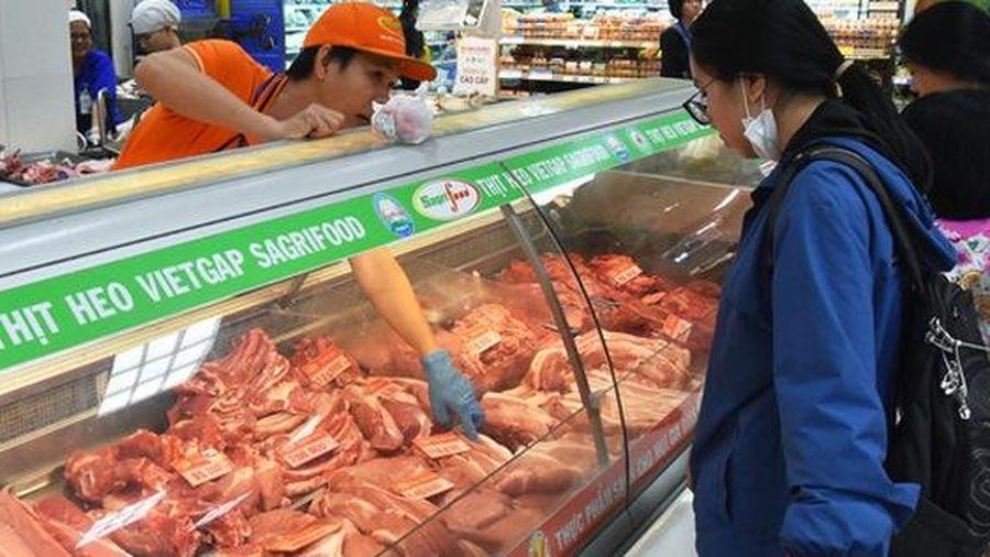 TP HCM bảo đảm nguồn thịt heo Tết