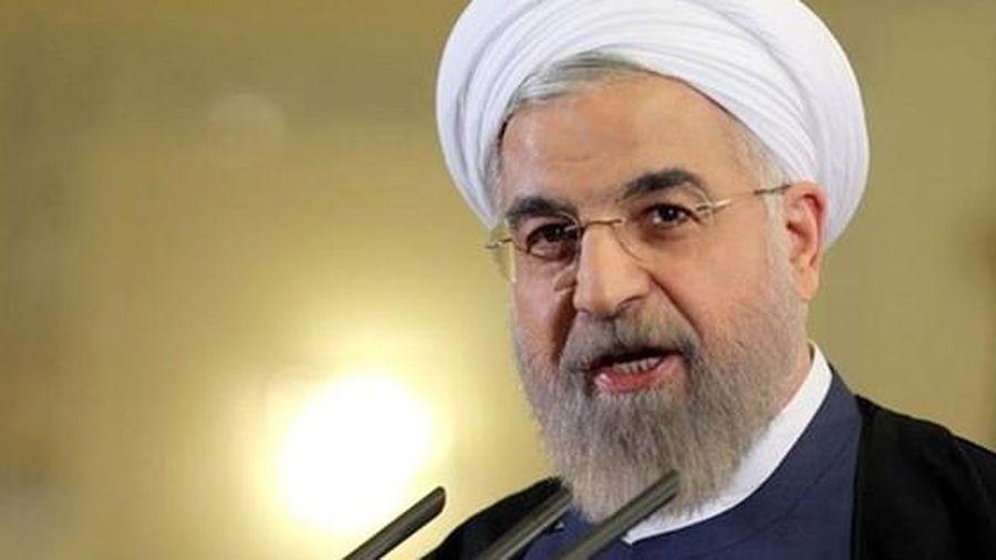 Iran 'mừng ra mặt' khi ông Donald Trump mãn nhiệm