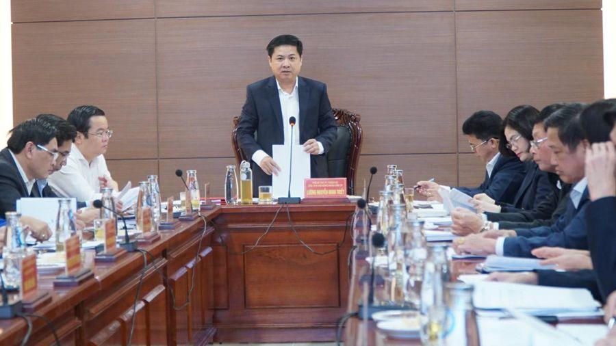 Sớm xử lý các vấn đề dân sinh cho dân đón Tết