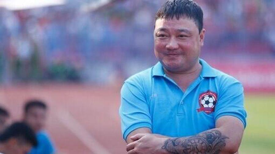 HLV Trương Việt Hoàng thận trọng trước chủ nhà Thanh Hóa
