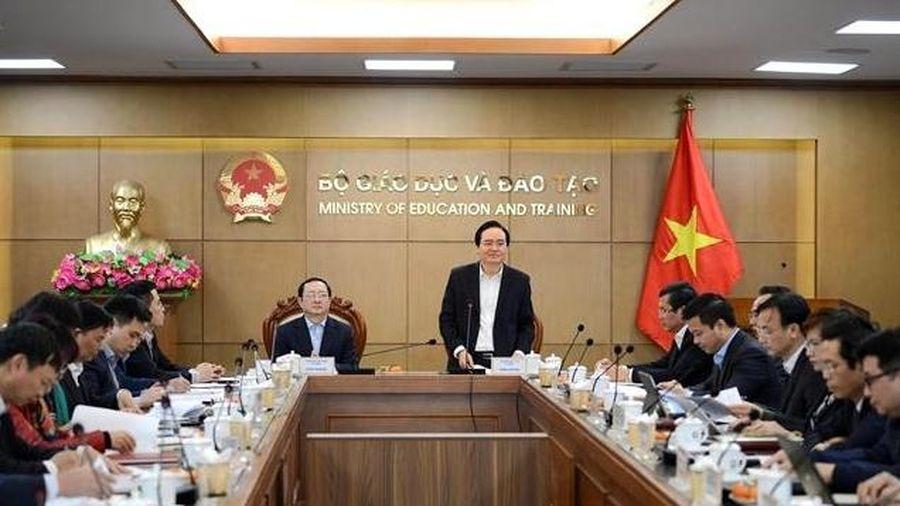 Đẩy mạnh phối hợp công tác 5 nhóm vấn đề giữa Bộ GD&ĐT và Bộ KHCN