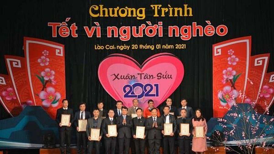Hơn 35,5 tỷ đồng ủng hộ Tết vì người nghèo Xuân Tân Sửu của Lào Cai