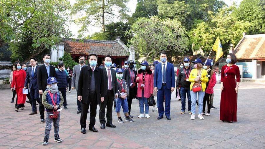 Hà Nội phát triển du lịch thể thao mạo hiểm