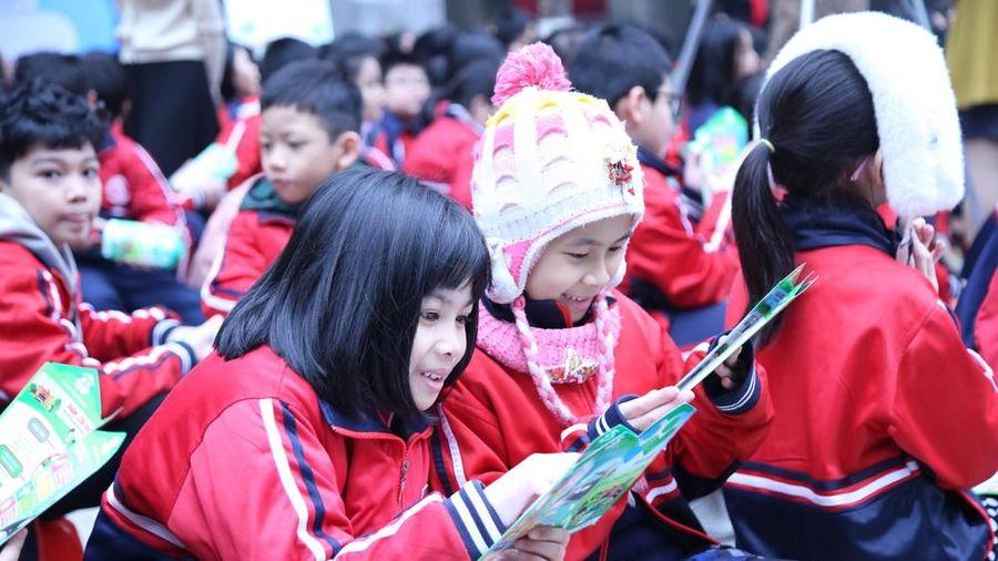 Chương trình 'Vì mái trường xanh' mở rộng ra 30 trường học