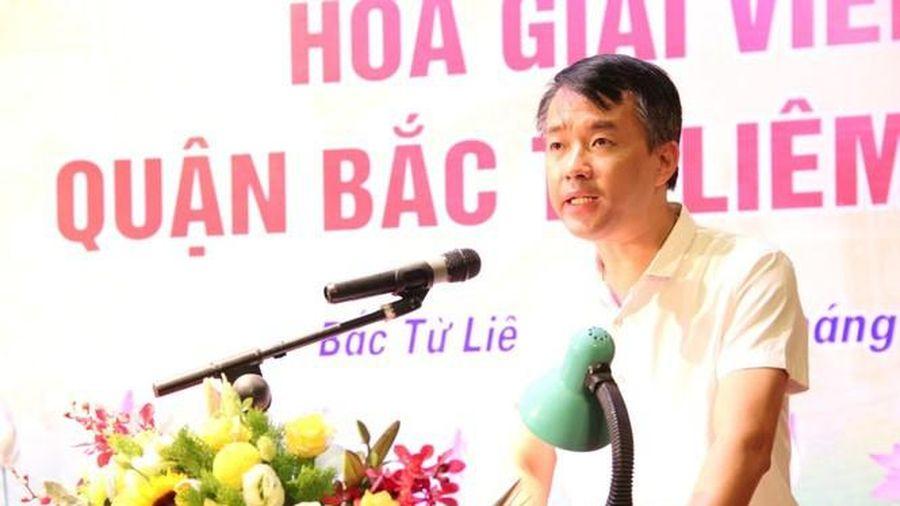 Hà Nội: Giám đốc Ban QLDA quận bị kết luận điều chuyển cán bộ sai quy định